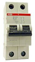 Автоматический выключатель ABB SH202-B 20A