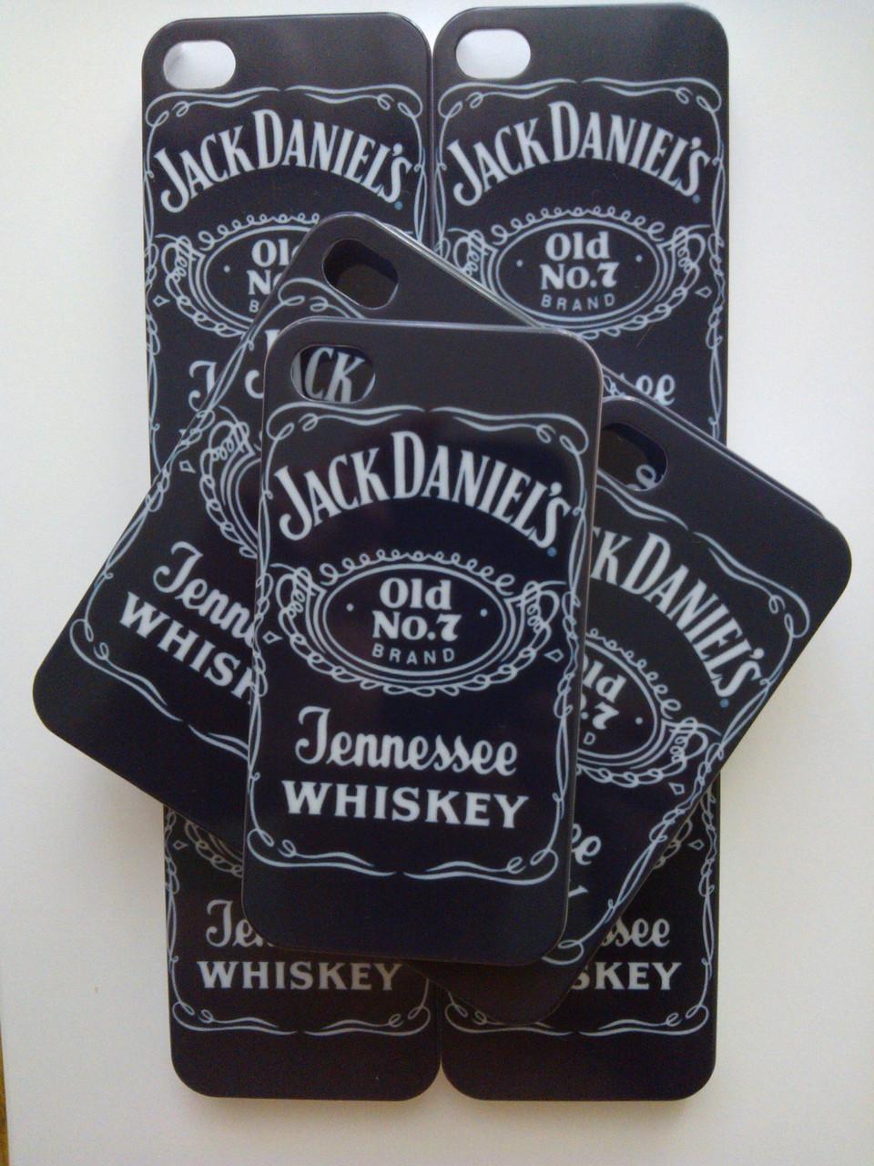 Чехол Jack Daniels для телефона Apple iPhone 4/4S