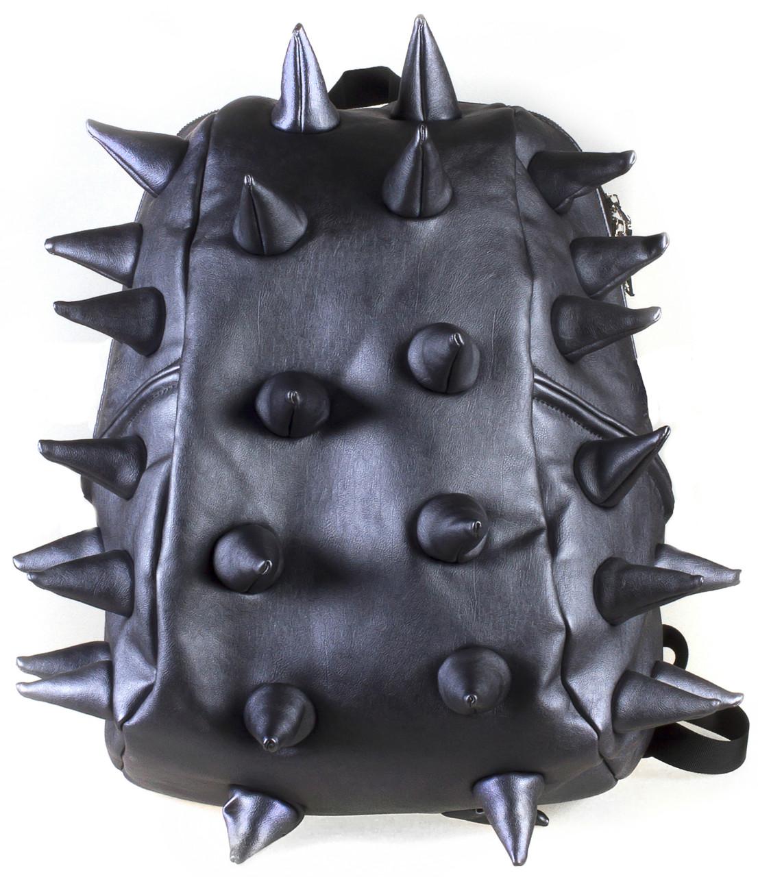 Рюкзак Rex Half MadPax КZ24483959, чорно-синій металік