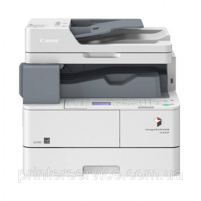 Canon imagerunner 1435if, МФУ А4, ч/б, 35 стр/мин, DADF, duplex, usb, сетевой, fax