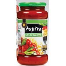 Соус Aspiro sos Spaghetti ( Аспиро соус спагетти) 520 г. Польша
