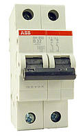 Автоматический выключатель ABB SH202-B 32A