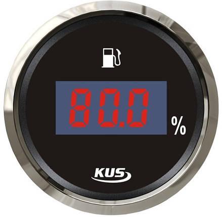 Датчик уровня топлива для лодки цифровой, черный Wema Kus, фото 2