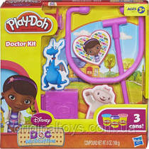 Игровой набор Play Doh Доктор Плюшева Hasbro A6077