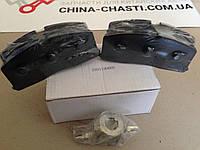 Колодки тормозные передние (с ABS) (3501190005) GEELY CK Джили СК