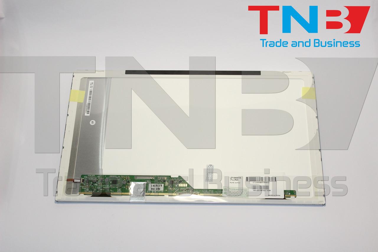 Матрица 15,6 LG N156B6-L0A, NORMAL, 1366x768, глянцевая, 40pin, разъем слева внизу