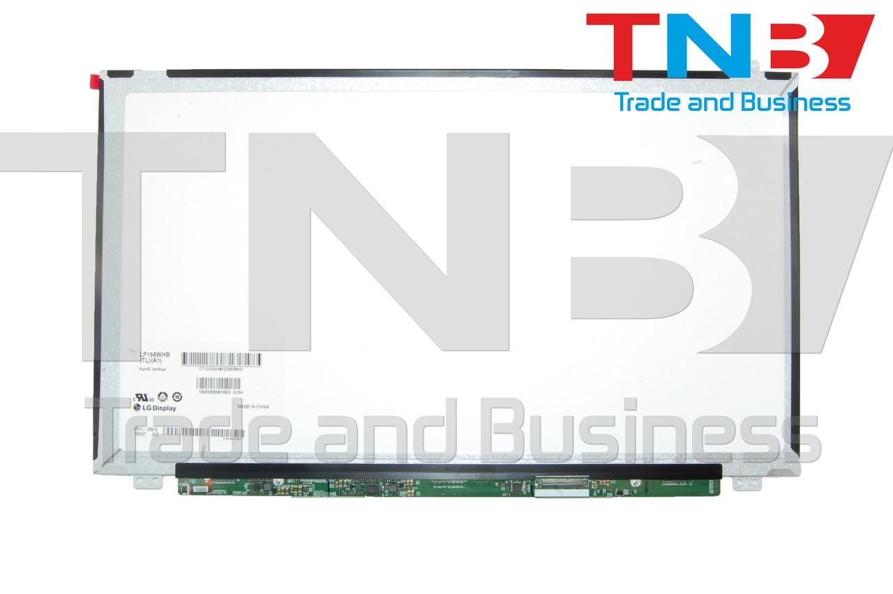 Матрица 15,6 LG LP156WH3-TLAB, SLIM, 1366x768, глянцевая, 40pin, разъем справа внизу
