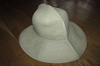 Шляпа соломенная MILANI, размер 52-56, как НОВАЯ!!!