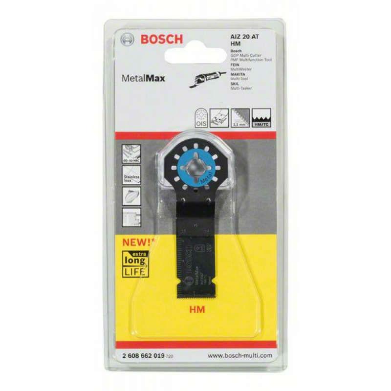 Погружное пильное полотно Bosch RB-AIZ 20 AT, 2608662019