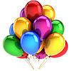 Шарики надувные цветные перламутр.12 дюмов (3,2 грамм)  50 шт.BL32-50 SQ1026201