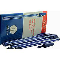 Ручка  шариковая SAT  синяя, 50 шт. в упаковке PE1026194