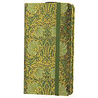 """Блокнот - ежедневник с недатированными страницами """"узоры"""" (цветы, растительный орнамент), формат А7, №LDNB-A7 NB1026151"""