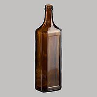 Бутылка винная штоф под резьбу 0.75л