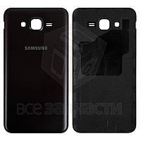 Задняя крышка батареи для мобильного телефона Samsung J700H/DS Galaxy J7, черная