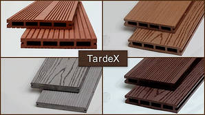 Террасная доска TardeX (Тардекс)
