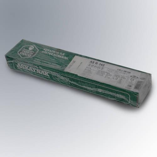 Электроды AS R 143 Askaynak Ф2.0 (2.1кг) Турция