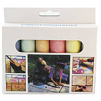 Мелки для рисования на асфальте цветные SQ102632, фото 1