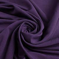 Ткань Бенгалин Темно - фиолетовый