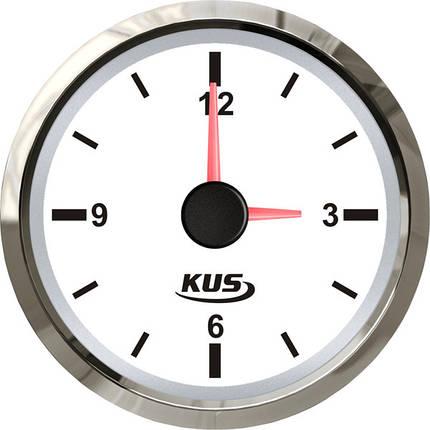 Часы лодочные Wema Kus белый Китай, фото 2