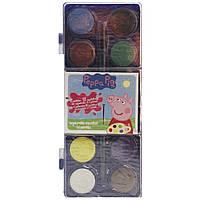 Краски для детского творчества Peppa Pig, 12 цветов. SQ102635, фото 1