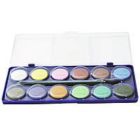 Краски для детского творчества Peppa Pig, 12 цветов. SQ102635