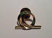 Значки из серебра с позолотой., фото 1