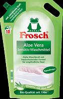Frosch Aloe Vera Гель для стирки деликатных и детских вещей 1,8 л (Германия)
