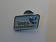 Значки с логотипом на заказ