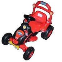 Детский электромобиль трактор