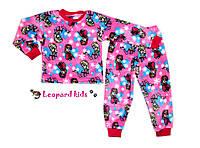 Пижама махра на девочку 110-116см