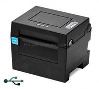 Принтер штрих-кодов BIXOLON SLP-DL410CG + Автообрезчик