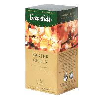 Чай черный Greenfield Easter Cheer 25 пакетов