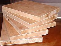 Мебельные плиты шпонированные