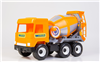 "Машина ""Middle truck"" бетономешалка Сity, ТМ Wader, 39311"