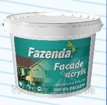 Краска акриловая фасадная Фазенда Facad acrylic