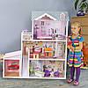 Кукольный дом с гаражом  Beverly Hills ECOTOYS