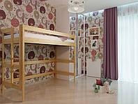 Кровать деревянная Горище, фото 1