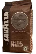 Кофе в зернах Lavazza TIERRA, 100% Арабика, Италия, 1 кг
