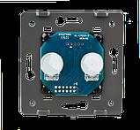 Механизм cенсорного импульсного выключателя для штор/жалюзи Livolo, Classic, фото 3