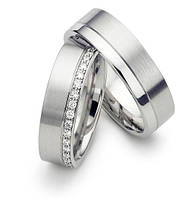 Обручальные кольца. Брильянты.