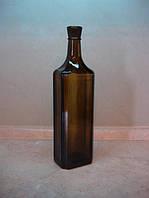 Винная бутылка штоф под коркрвую пробку 750мл