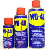 Смазка универсальная аэрозоль  WD-40 100мл (АКЦИЯ)