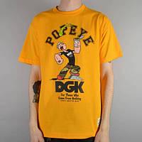 Футболка с принтом DGK Popeye мужская