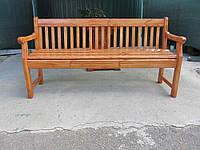 Скамейка для сада, беседки, ручная работа.