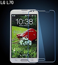 Защитное стекло Optima 9H для LG L70 D320