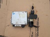 Б/у замок зажигания/контактная группа для легкового авто Opel Vectra B