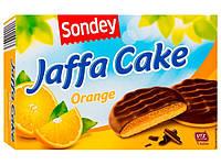 SONDEY Jaffa Cake Orange Печенье с апельсиновым желе в шоколаде 300 г (Германия)