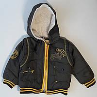 Курточка на мальчика р.92