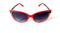 Солнцезащитные очки пластиковые женские, Toxic