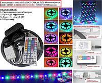 Светодиодная гирлянда дюралайт LED SMD 5050, 5 м. - Led подсветка витрин, фото 1